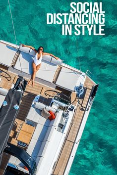Yacht Influencer Interview: Denison Yachts Founder Bob Denision On Social Distancing In Style Denison Yachts get creative when it comes to selling yachts during a global pandemic. Denison Yachts As the harsh realities of sheltering in place, locking down, and strict quarantine seem to be easing ever so slightly here in the US, I still believe that n…  #yachting Buy A Yacht, Never Again, Cabin Fever, Yachts, Boating, Luxury Travel, Over The Years, Comebacks, Safety
