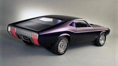1971 Mustang Concept Car