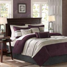 Madison+Park+Kennedy+7-pc.+Comforter+Set+
