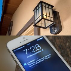 Kuna Smart Camera Outdoor Light