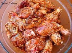 Marinare carne de pui Romanian Food, Russian Recipes, Us Foods, Chicken Wings, Carne, Chicken Recipes, Pork, Food And Drink, Lunch