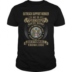 OUTREACH SUPPORT WORKER-WE DO T-Shirts, Hoodies (22.99$ ==► Order Here!)