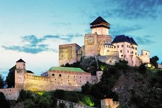 """On all kinds of promotion websites or magazines luring to Slovakia you will find words like """"natural beauty, awesome national parks, great hikes, amazing trails, wonderful environment etc. Of cours. Historical Landmarks, Travel Agency, Natural Beauty, National Parks, To Go, Environment, Hiking, Amazing, Awesome"""