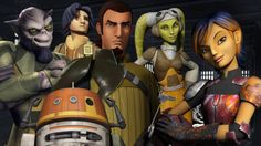 Star Wars Rebels Season 4: A Trailer and a Date for Conclusion