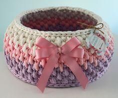 #pastelovers #crochet #thsirtyarn #basket #örgü #terapi