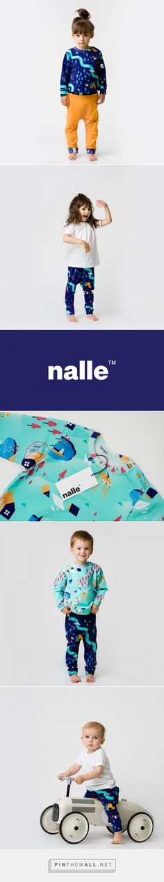nalle™ on Behance... - a grouped images picture - Pin Them All