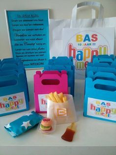 Bad happy meals