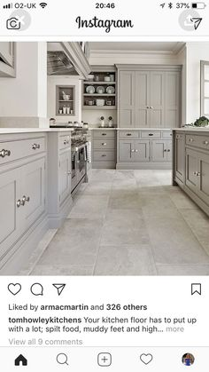 Your kitchen is the whipping centre of your residence, so picking the appropriate kitchen flooring is essential. Here are our tips on discovering the kitchen floor of your desires motivating kitchen flooring ideas. Discover which is the very best flooring Home Decor Kitchen, Kitchen Living, Kitchen And Bath, Kitchen Interior, New Kitchen, Home Kitchens, Kitchen Ideas, Kitchen Trends, Kitchen Small