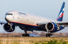 Aeroflot Russian Airlines Boeing 777-3M0/ER