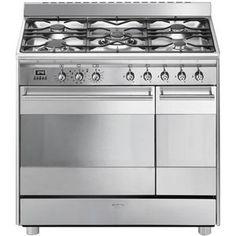 Cuisinière Fourneau Mixte Gaz Et électrique CORNUCHEF GRAND MAMAN - Cuisiniere four chaleur tournante gaz pour idees de deco de cuisine
