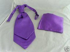 cadbury purple cravat - Google Search