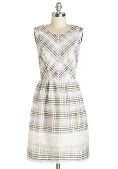 Natural Networker Dress, #ModCloth