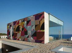 Papier Peint … Extérieur. De Wall&Deco.