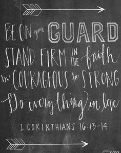 Bible verse tattoo idea