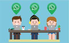 O WhatsApp Business já está disponível na loja de aplicativos do Android para alguns usuários.