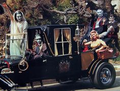What Was The Munsters Car? | The Daily Drive | Consumer Guide® The ...