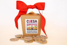 Gift them the gift of good food with Farmers Market Gift Coins http://www.cuesa.org/markets/gift-coins