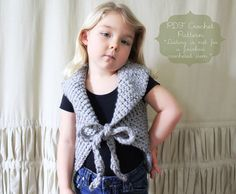 Instant Download PATTERN: The Tonie Sweater -Toddler, Child, Adult S/M and Adult M/L Sizes- neutral, chunky, ribbed, simple