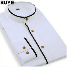 Fashion is temporary but elegance is permanent Buy from our wide range of luxurious dress shirts and look elegant - braids Nigerian Men Fashion, Indian Men Fashion, Mens Fashion Wear, Mens Designer Shirts, Designer Clothes For Men, Formal Shirts For Men, Casual Shirts, Man Dress Design, Kurta Men