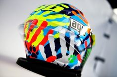 AGV Releases Rossi Replica Helmet (with video)