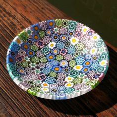 wunderschöne Murano Glass Schüssel MIGNON 200 Murano Glass miniature dish by Ercole by YourMurano, €53.00