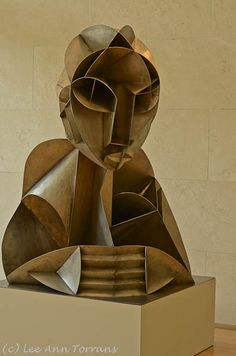 Naum Gabo.  Nasher Sculpture Center.