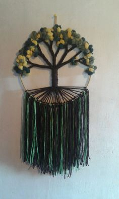 árbol de la vida lana