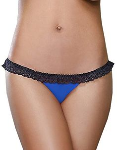 867faef34645b Dissa 2 Pack G5106 Blue Sexy GString thongs Underwear pantie knicker3XL    Continue to the product