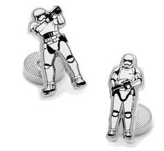 Stormtrooper Action Cufflinks BY STAR WARS