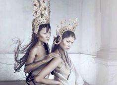 Make-up & hair Mariska de jong Photographer Giel Domen