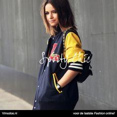 Laat je inspireren door de fashionblog: 'Sporty Chic' bij Vimodos