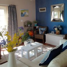 Accommodation Lamberts Bay   Friedse Plek Shared Bathroom, Built In Wardrobe, Double Beds, King Size, Basin, Table Decorations, Furniture, Home Decor, Full Beds