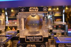 Sasaki Time Videos: Disneyland Theme Park Exclusive Star Wars Toy - Thermal Detonator Hot Potato Game