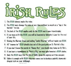 """Could someone also mention that you are a MORON if you get a tattoo of a clover because you are """"Irish?"""" It's a shamrock. It has 3 leaves.but you would know that if you were actually Irish. patricks day humor sayings Irish Jig, Irish Quotes, Irish Sayings, Irish Symbols, St Patricks Day Quotes, Irish Proverbs, Irish Language, Irish American, Spirituality"""