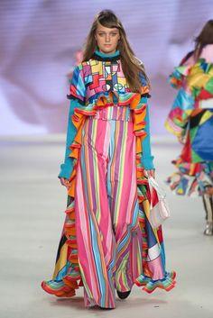 Edinburgh College Of Art Spring/Summer 2017 Ready-To-Wear Collection   British Vogue