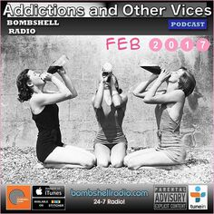 #indie #indierock #rock #dj #indiepop #alternative #dl #listen #bombshellradio Tonight on Bombshell Radio we present Two shows from Addictions and Other Vices Podcast back to back. The first was originally scheduled to run Wednesday. we decided to instead move the show to Friday. Both shows feature submissions from The Addictions Inbox  a few surprises favourites and our Bombshell Radio Track of the Day. Show begins at 8:00PM-10:00PM EST and Repeats Saturday and Sunday. This is Addictions…