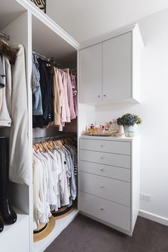 297 best closets clothes storage apartment therapy images rh pinterest com