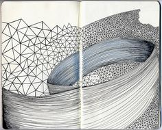 on-tenterhooks:    Sketchbook _ 04 by Optimystic Arts on Flickr.