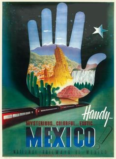 National Railways of Mexico 1950s