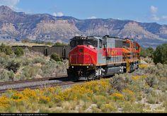 RailPictures.Net Photo: UR 5003 Utah Railway Company MK50-3 at Spring Glen, Utah by James Belmont