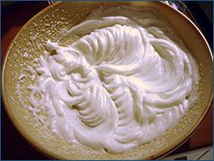 La dolce neve della cucina - Scienza in cucina - Blog - Le Scienze