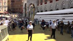 The Palio (the banner) @ Siena
