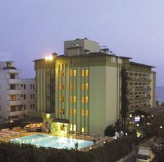 Hotel Kleopatra Beach in Alanya,Gazipasa - Hotels in Türkei