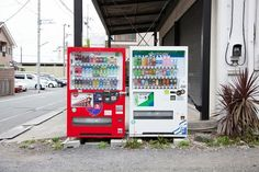 2013.5.27 (Mon) 18:00  - vending machine