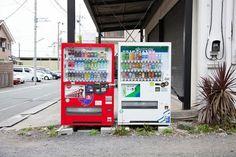 2013.5.27 (Mon) 18:00  - vending machine