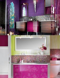 Cool, unique bathrooms.    delpha.com