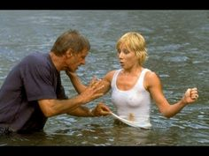 Six Days Seven Nights  Starring Harrison Ford and Anne Heche (in her first starring role)