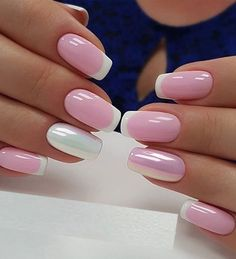 Searching for best nail trends and nail polish ideas in 2017 Here we've compiled top trendy list of fresh nail designs 2017 for women and cute girls. Easy Nails, Simple Nails, Cute Nails, Pretty Nails, Smart Nails, Nail Polish Designs, Nail Art Designs, Nail Design, Salon Design