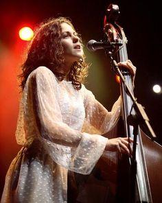 Amy LaVere - Prettiest bass player we know... and, 2011 Emissary of Memphis Music!