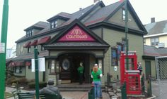 Coleman's is a landmark in Syracuse visit game or to sample some of their amazing food. http://www.colemansirishpub.com/